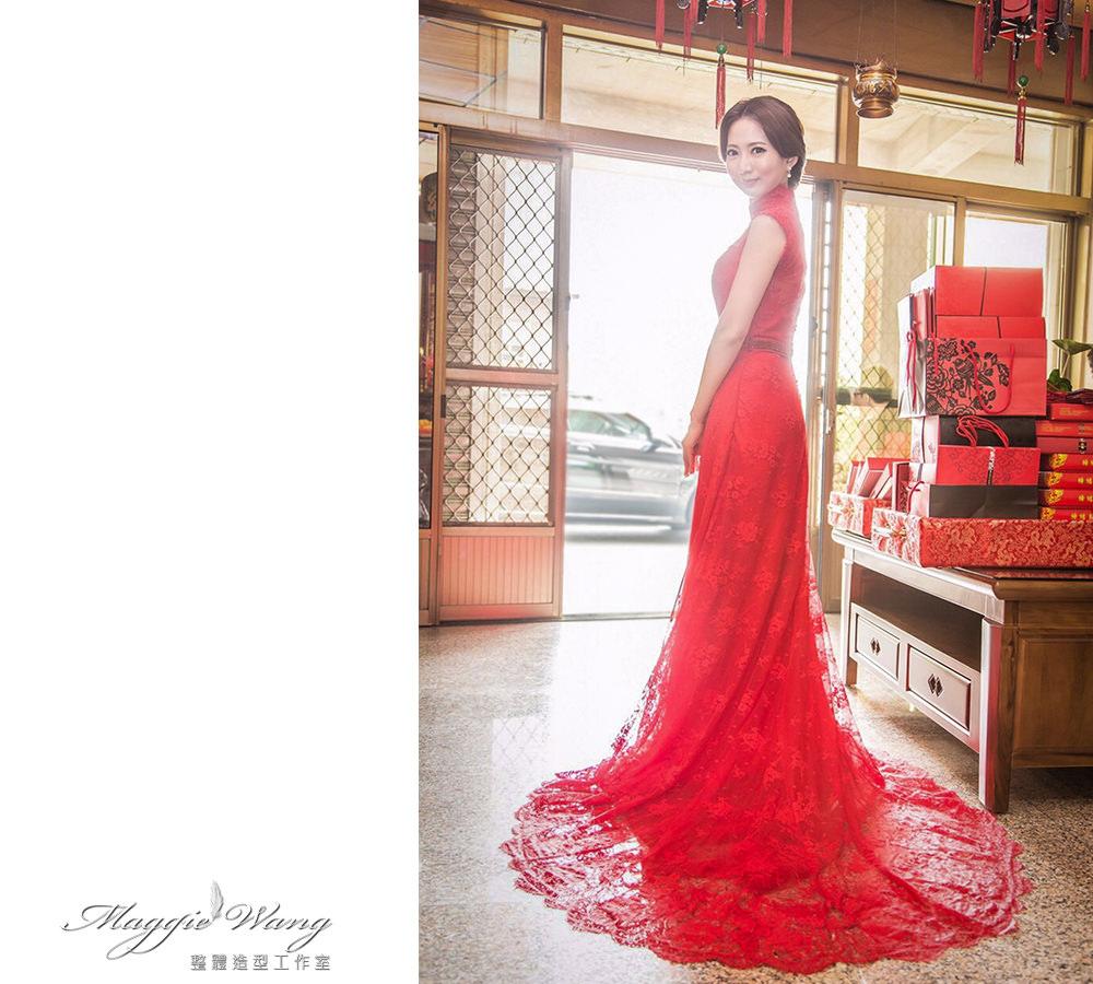 文定儀式-類婚紗
