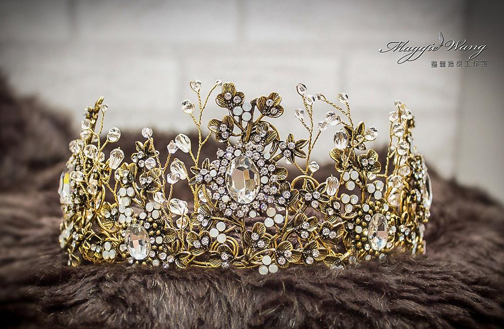 復古大皇冠