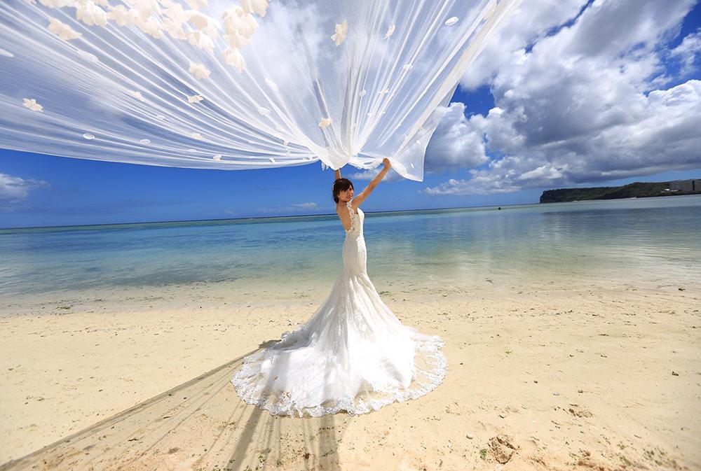 關島海外婚紗