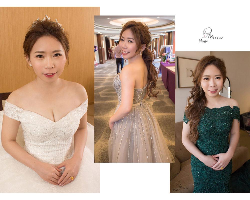 細軟髮新娘