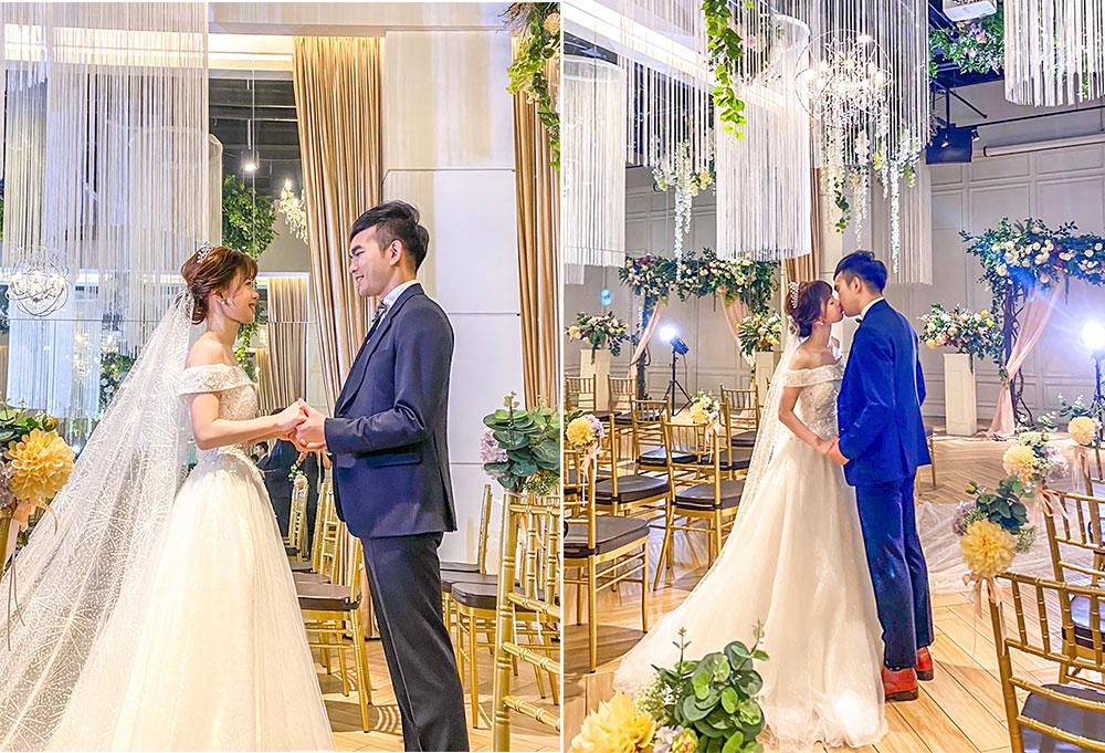 證婚新娘造型